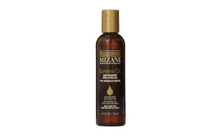 Mizani 4.1 oz Supreme Oil Hair Treatment 307e5b6b-0170-4bf0-92e2-c19855421b5a
