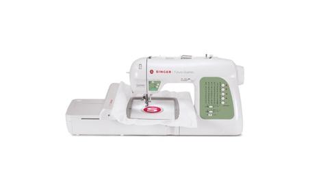Singer Sewing Co Singer SEQS 6000 Futura Sewing & Embroidery Machine 53f33e0b-a614-4de8-a0ca-e70a72800d6f
