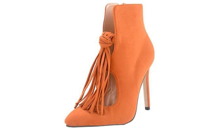 Women's Pointed Toe Fashion Boots