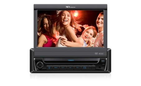 Xo Vision Car Stereo 7 in. Dvd Receiver Touchscreen - Black - X341BT 42fd7236-0271-43b3-a845-d0800c6f943d