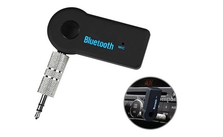 Car Bluetooth Wireless Audio Music Receiver Adapter Hands-free Calls 43cefa1d-d789-4212-b217-c7ad8030f955