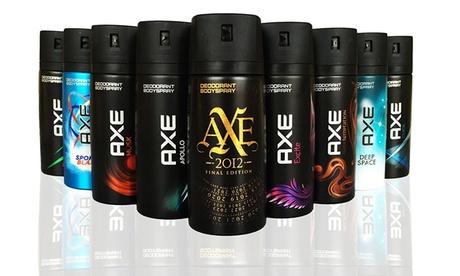 15 Pack AXE Body Spray 5oz - Assorted Fragrances