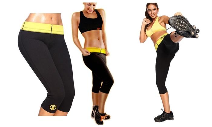 Hot Shapers Thermal Slimming Hot Pants