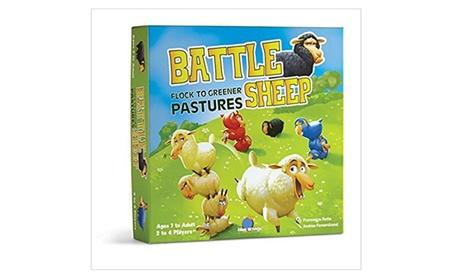 Blue Orange Games 830 Battle Sheep Board Games 01241901-afa8-44c2-b897-b0296594e8b1
