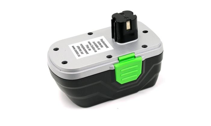 Kawasaki® 21.6V Replacet Battery For Compact Drills | Groupon