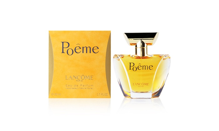Parfum Lancome 4 De Eau 3 Poeme Oz By For Women 1 7 H2YDWEe9I