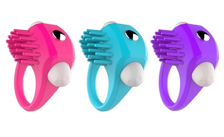 Strong Dildo Delay Ejaculation Vibrating Bunny C-ring Vibrator ce724e57-578c-4af6-894a-65a3a1efab94