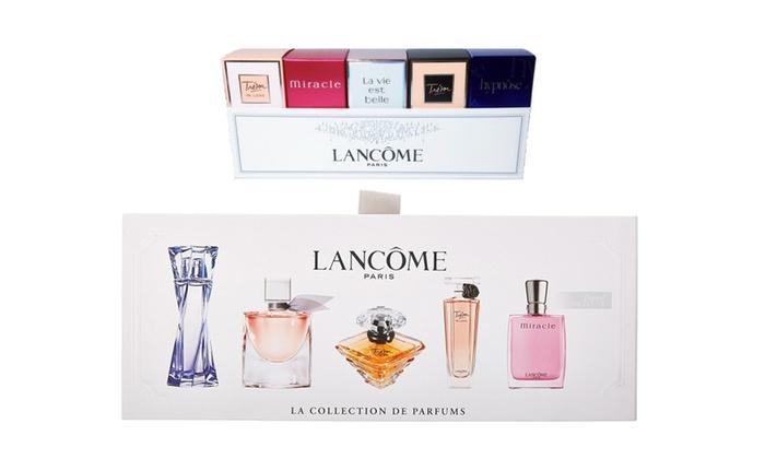 Women's Fragrance Mini Set Lancome Best Of 5 Gift The Pcs rdxhtsQC