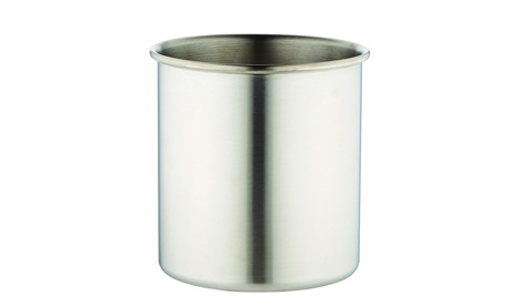 Amco 4 Quart Stainless Steel Crock photo