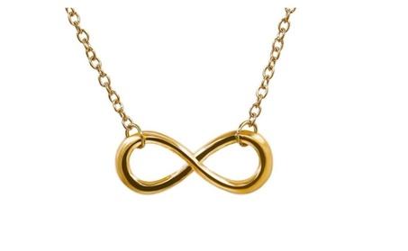 Infinity Lucky 8 Shape Pendant Necklaces For Women 8f718591-77c9-4ce3-af9d-19b0368817d0