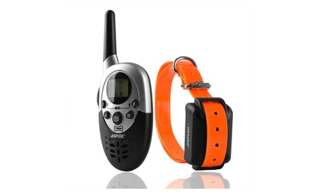 1000 Yards Rechargeable Waterproof Dog Training Collar With Remote a089436e-9822-47fd-ae88-68cce027ead8