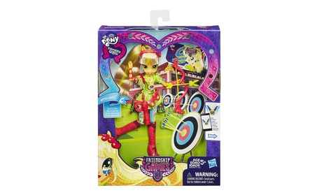 My Little Pony Equestria Girls Archery Applejack Doll 0276d782-88fc-4a22-8299-4d85908795ea