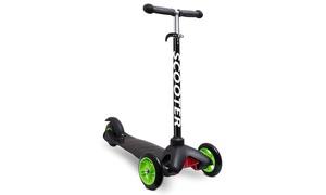Deluxe Aluminum Kick 'n Go 3-Wheel Scooter