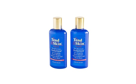 Tend Skin the Skin Care Solution 4oz for Men and Women (Pack of 2)