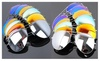 F2: Retro  Aviator Metal Frame Summer Mirrow Sunglasses