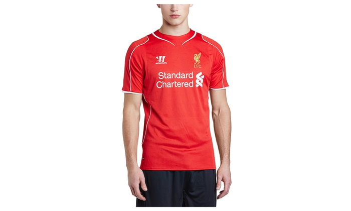 new products 1734f 99648 Liverpool Home Jersey 2014/2015