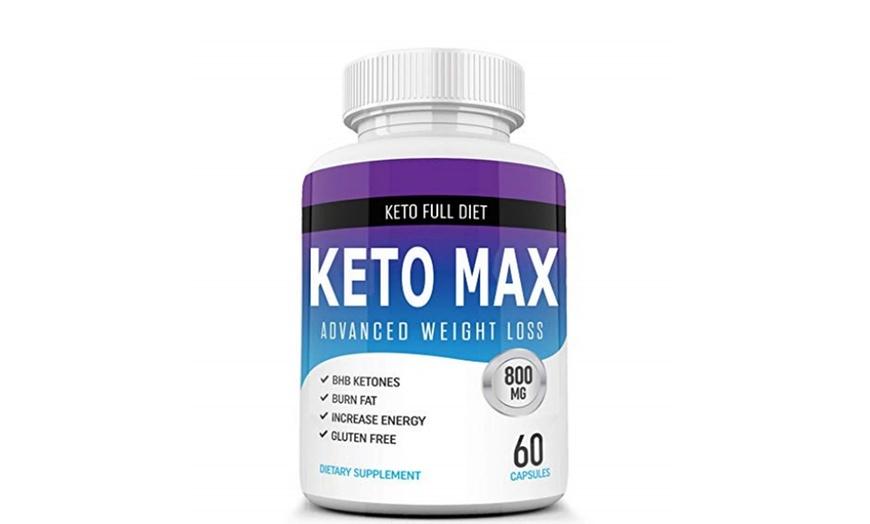Up To 43 Off On Keto Max Diet Pills From Shar Groupon Goods
