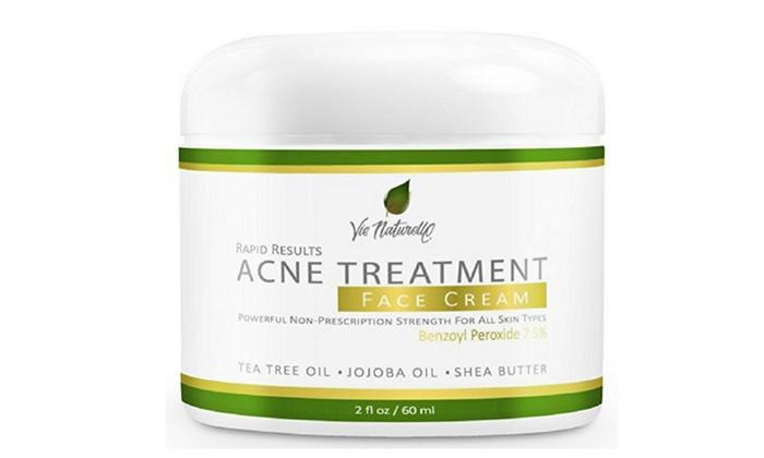 Acne Treatment Cream Topical Anti Acne Medication Groupon