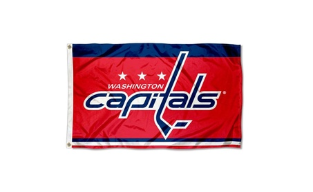 Washington Capitals Logo Flag with metal Grommets 778103c3-1acb-4bf3-93d8-aff3698a133b