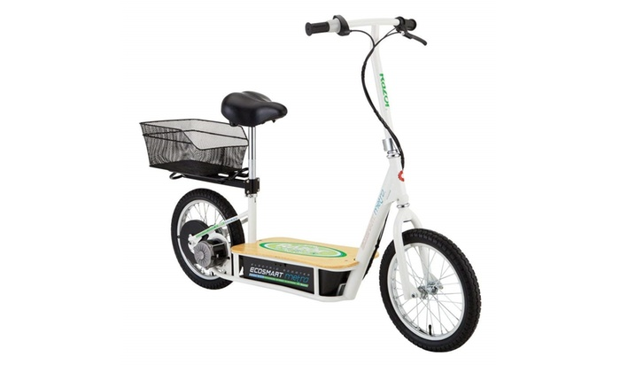 Sit Down Scooter >> Up To 47 Off On Razor Ecosmart Metro Electric Groupon Goods