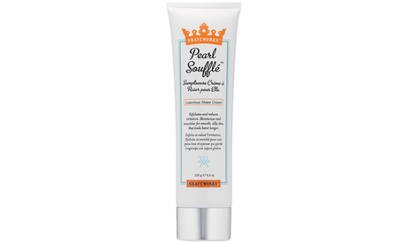 Shaveworks Pearl Souffle Shave Cream 88d45052-8d37-457d-b887-49207f08d948