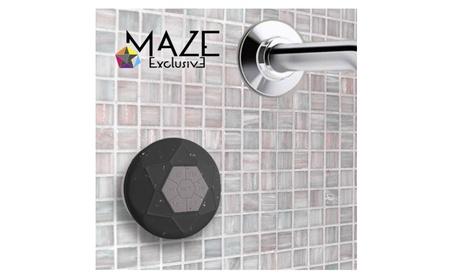 Maze Exclusive IPX7 Waterproof Bluetooth Shower Speaker With FM Radio 97e1e3f5-c286-4dc0-8e63-362e80a0437f