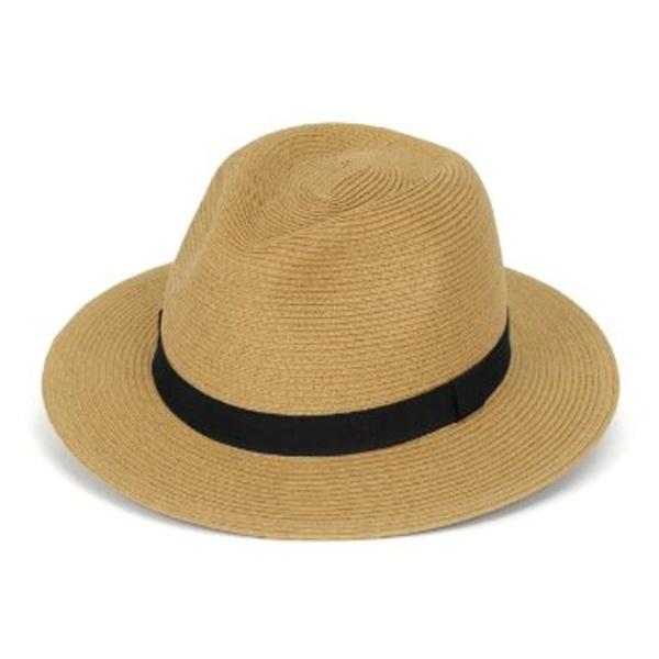 83d5b28b Summer Cool Panama Wide brim Fedora Straw Made Indiana Jones Style Hat |  Groupon
