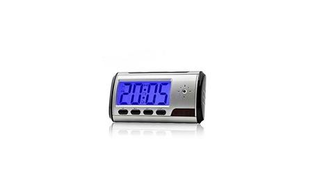 Mini Hidden Camera Alarm Clock Nanny Cam DVR Video Recorder e9f7e8c8-2c9d-47ad-9b18-bf6d13395512