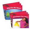 Newmark Learning NL-0523 Rising Readers Leveled Books Math Set