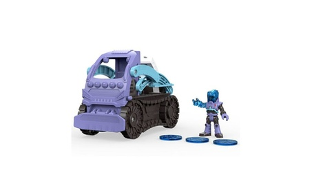 Fisher Price Imaginext® DC Super Friends™ Mr. Freeze Snowcat DTN10 d64ce974-08d6-4725-bd6e-59d0d1acbcf4