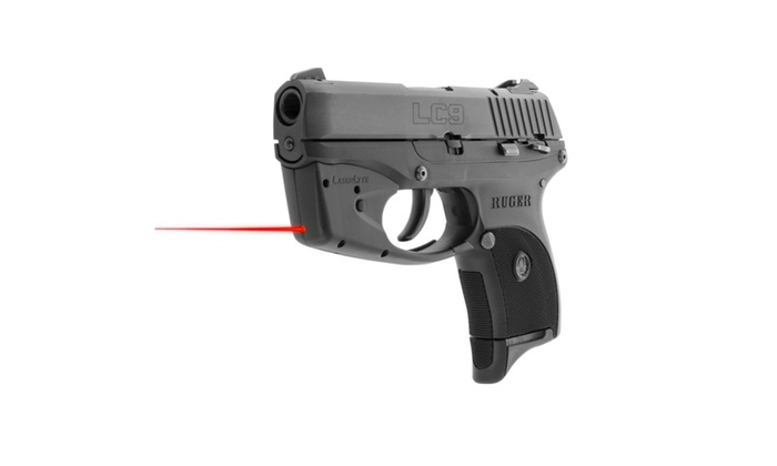 LaserLyte Sight Trigger Guard Laser Ruger LCP/LC9/LC9s/LC380