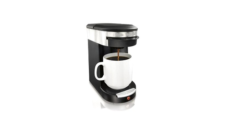 Personal 1 One Cup Pod Brewer Coffee Maker Single Serve 2b563148-c684-43af-ba7f-bd4826adeb7e