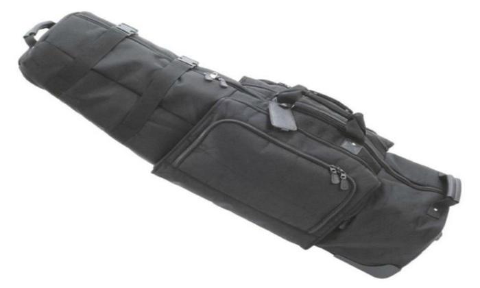 Black Golf Travel Bag