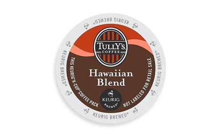 Tully's Hawaiian Blend - K-Cups f904965b-0a07-473e-b7ed-7a57d5c93fb0