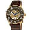 Akribos XXIV Slim Men's Mechanical Watch AKGP499