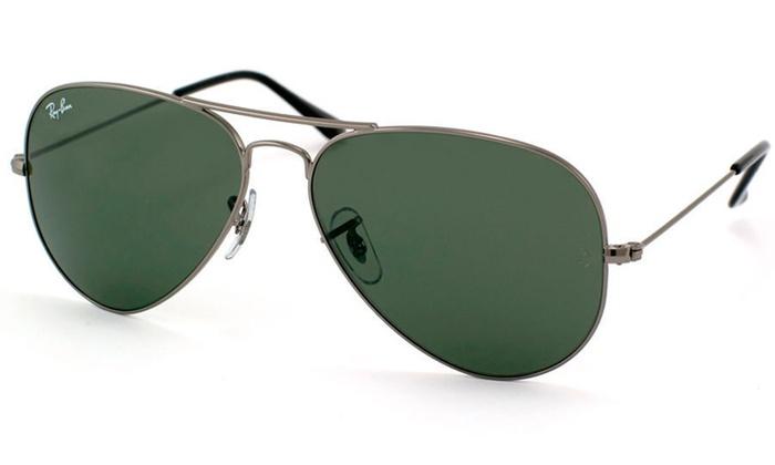 8e44e9e342 Up To 49% Off on Rayban Aviator Unisex Sunglasses