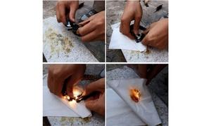 5 in 1 Fire Starter Bracelet (2-Pack)