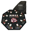 Trademark Poker Table Top Texas Traveler