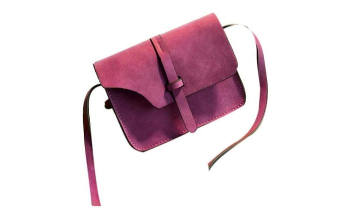 Small Square Bag Shoulder Bag Retro Lady Messenger Bag