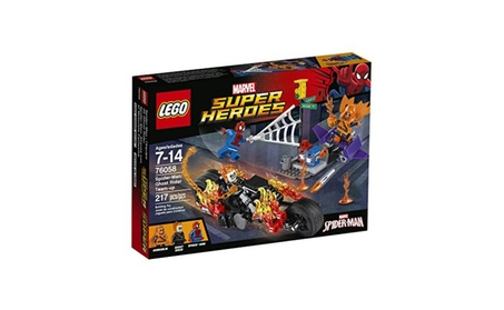 LEGO Marvel Super Heroes Spider-Man Ghost Rider Team-Up 76058 ca305c91-8f9d-42bf-a16e-a0befdfd542e