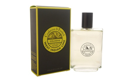 West Indian Lime by Crabtree & Evelyn for Men - 3.4 oz Cologne Spray 7ceff413-8e5c-423e-b4de-03dc0446ebc4