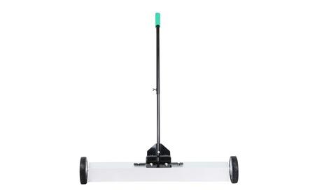 Topeakmart Rolling Magnetic Sweeper Pickup Broom Floor Cleaner Tool aabf6da3-9670-4afd-aa2a-7f43c0fd616f