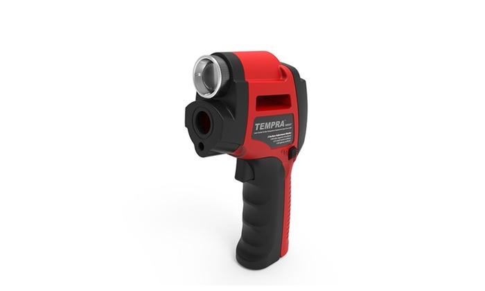 Nebo Tempra IR Thermometer & Spot Light