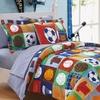 Back to School Reversible Comforter Set (6- or 8-Piece)