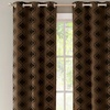 Duck River Geometric Heavy Triple Layered Grommet Pair Panels