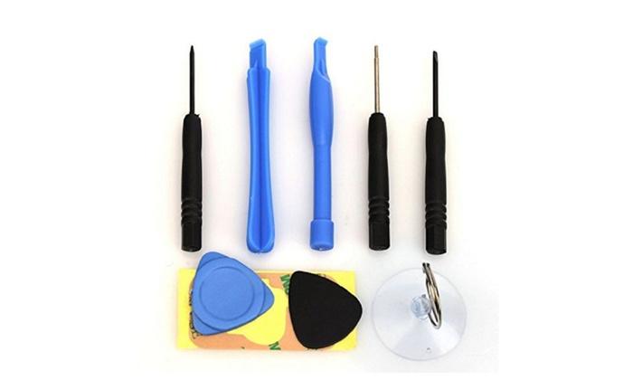 9 in1 Screwdriver Repair Opening Pry Tool Kit Set for iPhone / iPad /