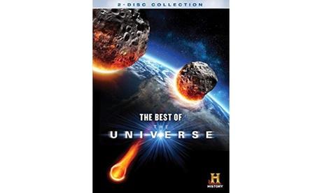 The Best of the Universe (DVD) 9ccf2f3e-73c0-4f05-b8e8-8074fd3d598a