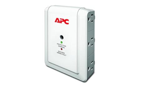 APC 6-Outlet Wall Surge Protector 1080 Joules 2bd5d0e7-f0ff-418b-a3eb-ce66974e2e7e
