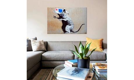 Banksy 3D Rat by Banksy 4fd4b5d5-41cd-4266-b06a-33e9f7876d4d