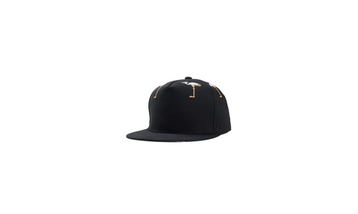 Women's Printed 6-Panel Single Layer Graphic Baseball Hat